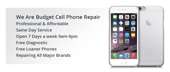 Budget Cell Phone Repair Services